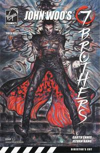 Cover Thumbnail for 7 Brothers (Virgin, 2006 series) #1
