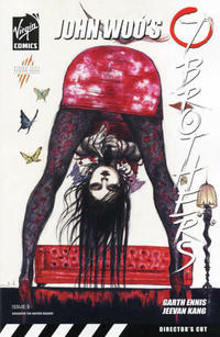 Cover Thumbnail for 7 Brothers (Virgin, 2006 series) #3
