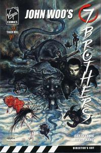 Cover Thumbnail for 7 Brothers (Virgin, 2006 series) #4