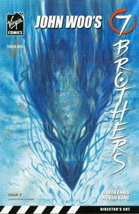 Cover Thumbnail for 7 Brothers (Virgin, 2006 series) #5