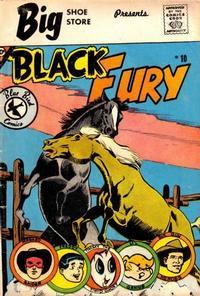 Cover Thumbnail for Black Fury (Charlton, 1959 series) #10 [Big Shoe Store]