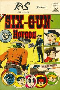 Cover Thumbnail for Six-Gun Heroes (Charlton, 1959 series) #6