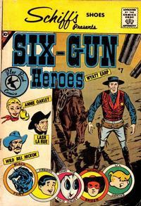 Cover Thumbnail for Six-Gun Heroes (Charlton, 1959 series) #7