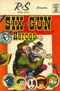 Cover Thumbnail for Six-Gun Heroes (Charlton, 1959 series) #8 [R & S Shoe Store]