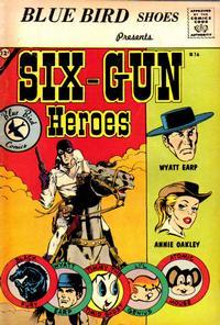 Cover Thumbnail for Six-Gun Heroes (Charlton, 1959 series) #16 [Blue Bird Shoes]