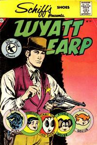 Cover Thumbnail for Wyatt Earp (Charlton, 1961 series) #14