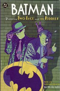Cover Thumbnail for Batman: Featuring Two-Face and the Riddler (DC, 1995 series)