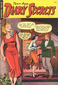 Cover Thumbnail for Blue Ribbon Comics (St. John, 1949 series) #4