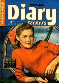 Cover Thumbnail for Blue Ribbon Comics (St. John, 1949 series) #5