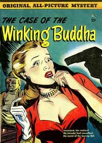 Cover Thumbnail for Case of the Winking Buddha (St. John, 1950 series) #1