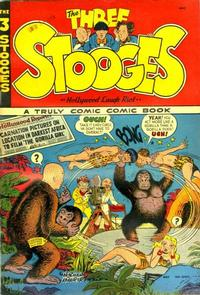 Cover Thumbnail for Three Stooges (St. John, 1949 series) #2