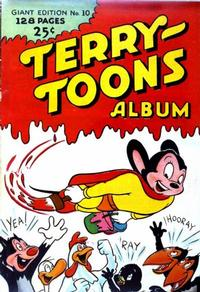 Cover Thumbnail for Giant Comics Editions (St. John, 1948 series) #10