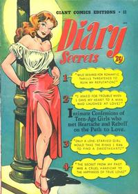 Cover Thumbnail for Giant Comics Editions (St. John, 1948 series) #12