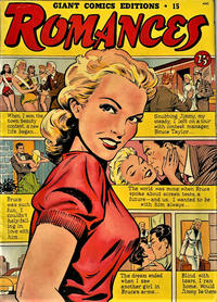 Cover Thumbnail for Giant Comics Editions (St. John, 1948 series) #15