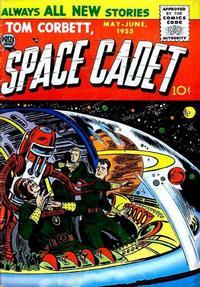 Cover Thumbnail for Tom Corbett, Space Cadet (Prize, 1955 series) #v2#1