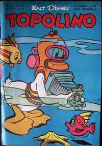 Cover Thumbnail for Topolino (Arnoldo Mondadori Editore, 1949 series) #47