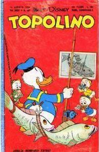 Cover Thumbnail for Topolino (Arnoldo Mondadori Editore, 1949 series) #192