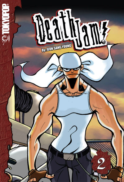 Cover for Death Jam! (Tokyopop, 2006 series) #2
