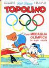 Cover for Topolino (Arnoldo Mondadori Editore, 1949 series) #858