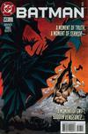Cover for Batman (DC, 1940 series) #543