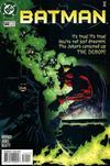 Cover for Batman (DC, 1940 series) #544