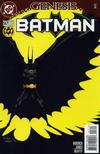 Cover for Batman (DC, 1940 series) #547 [Direct Edition]