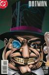 Cover for Batman (DC, 1940 series) #549
