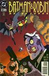 Cover for The Batman and Robin Adventures (DC, 1995 series) #2 [Direct Sales]