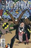Cover for The Batman and Robin Adventures (DC, 1995 series) #4 [Direct Sales]