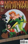 Cover for The Batman and Robin Adventures (DC, 1995 series) #8 [Direct Sales]
