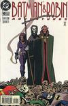 Cover for The Batman and Robin Adventures (DC, 1995 series) #10 [Direct Sales]