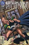 Cover for The Batman and Robin Adventures (DC, 1995 series) #12 [Direct Sales]