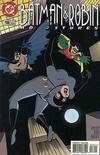 Cover for The Batman and Robin Adventures (DC, 1995 series) #16 [Direct Sales]
