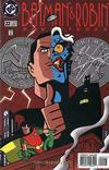 Cover for The Batman and Robin Adventures (DC, 1995 series) #22 [Direct Sales]