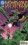 Cover for The Batman and Robin Adventures (DC, 1995 series) #24 [Direct Sales]
