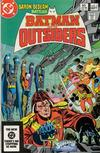 Cover for Batman and the Outsiders (DC, 1983 series) #2 [Direct]