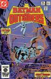 Cover for Batman and the Outsiders (DC, 1983 series) #3 [Direct]