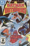 Cover for Batman and the Outsiders (DC, 1983 series) #6 [Direct Edition]