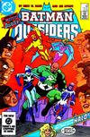 Cover for Batman and the Outsiders (DC, 1983 series) #9 [Direct]