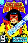 Cover for Batman and the Outsiders (DC, 1983 series) #11 [Direct]