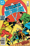 Cover for Batman and the Outsiders (DC, 1983 series) #12 [Newsstand]