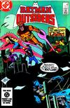 Cover for Batman and the Outsiders (DC, 1983 series) #13 [Direct]
