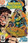 Cover Thumbnail for Batman and the Outsiders (1983 series) #14 [Direct]