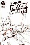 Cover for Batman Black and White (DC, 1996 series) #3