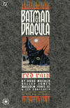 Cover for Batman & Dracula: Red Rain (DC, 1992 series) #[nn]