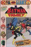 Cover for The Batman Family (DC, 1975 series) #2