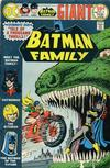 Cover for The Batman Family (DC, 1975 series) #3