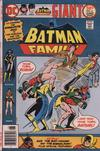 Cover for The Batman Family (DC, 1975 series) #5