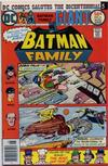 Cover for The Batman Family (DC, 1975 series) #6