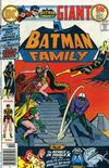 Cover for Batman Family (DC, 1975 series) #7